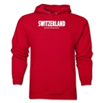 Switzerland Powered by Passion Hoody (Red)
