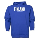 Finland Powered by Passion Hoody (Royal)