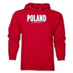 Poland Powered by Passion Hoody (Red)