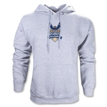 Carolina Railhawks Hoody (Ash Gray)