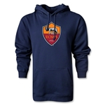 AS Roma Crest Hoody (Navy)