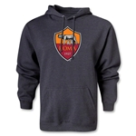 AS Roma Crest Hoody (Gray)