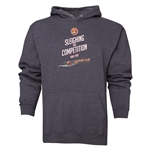 FC Santa Claus Sleighing the Competition Men's Hoody (Dark Grey)
