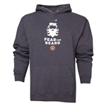 FC Santa Claus Fear the Beard Men's Hoody (Dark Grey)