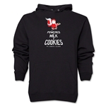 FC Santa Claus Milk and Cookies Men's Hoody (Black)