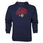 FC Santa Claus Pride of Finland Men's Hoody (Navy)