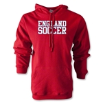 England Soccer Supporter Hoody (Red)