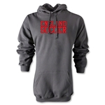 England Soccer Supporter Hoody (Gray)