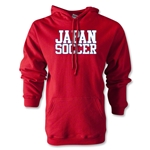 Japan Soccer Supporter Hoody (Red)