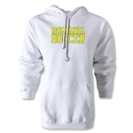 Romania Soccer Supporter Hoody (White)