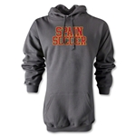 Spain Soccer Supporter Hoody (Gray)