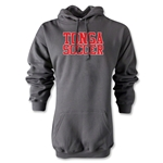 Tonga Soccer Supporter Hoody (Gray)