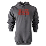 Wales Soccer Supporter Hoody (Gray)