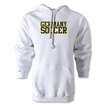 Germany Soccer Supporter Hoody (White)