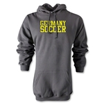 Germany Soccer Supporter Hoody (Gray)