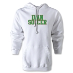 Iran Soccer Supporter Hoody (White)
