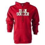 Iran Soccer Supporter Hoody (Red)