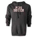 Peru Soccer Supporter Hoody (Black)