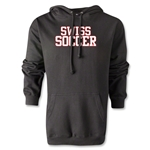 Swiss Soccer Supporter Hoody (Black)