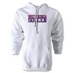 South Korea Soccer Supporter Hoody (White)