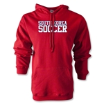 South Korea Soccer Supporter Hoody (Red)