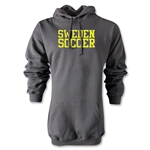 Sweden Soccer Supporter Hoody (Gray)