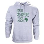 Nigeria Country Hoody (Gray)