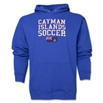 Cayman Islands Soccer Hoody (Royal)