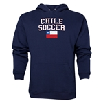 Chile Soccer Hoody (Navy)