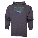 Cook Islands Soccer Hoody (Grey)