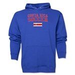 Costa Rica Soccer Hoody (Royal)