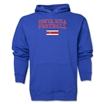 Costa Rica Football Hoody (Royal)