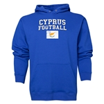 Cyprus Football Hoody (Royal)