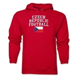 Czech Republic Football Hoody (Red)