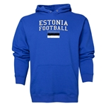 Estonia Football Hoody (Royal)