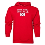 South Korea Football Hoody (Red)