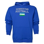 Uzbekistan Football Hoody (Royal)