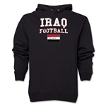 Iraq Football Hoody (Black)
