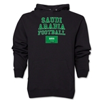 Saudi Arabia Football Hoody (Black)