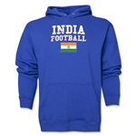 India Football Hoody (Royal)