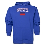 Liechtenstein Football Hoody (Royal)