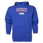 Luxembourg Football Hoody (Royal)