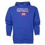 Puerto Rico Football Hoody (Royal)