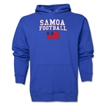 Samoa Football Hoody (Royal)