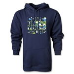Tottenham Come On You Spurs Hoody (Navy)