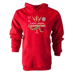 UEFA Champions League Winners Men's Hoody (Black)