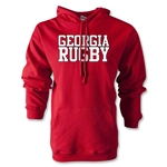 Georgia Rugby Country Hoody