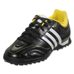 adidas 11nova TRX TF Junior (Black/Running White/Vivid Yellow)