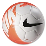 Nike Mercurial Veer Ball (White/Orange)