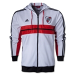 River Plate Hooded Anthem Jacket